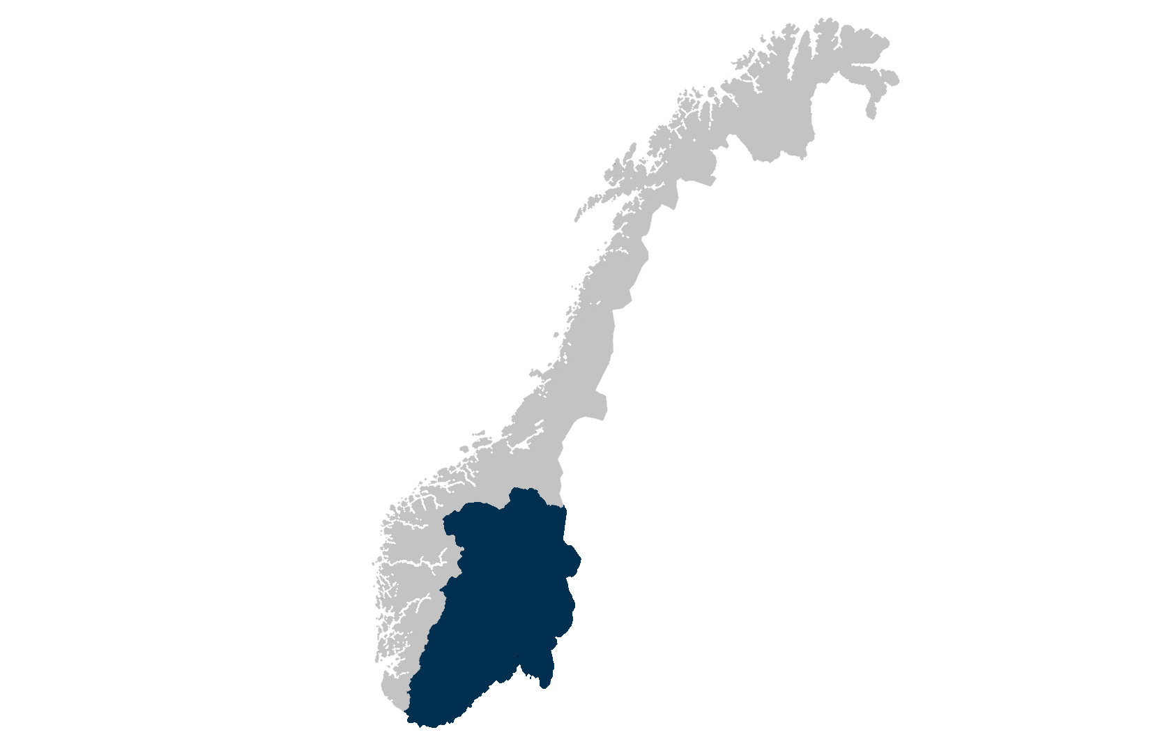 Sørøst pano